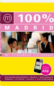 100 procent Madrid Reisgids