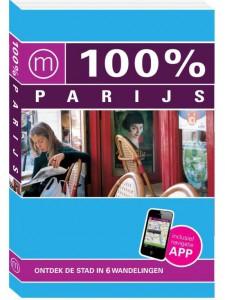 100% Parijs reisgids