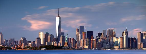 New York met statue of liberty