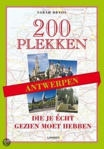 reisgids 200 plekken antwerpen