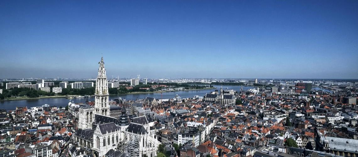 Antwerpen aan de Schelde