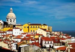 Baixa Pombalina Lissabon