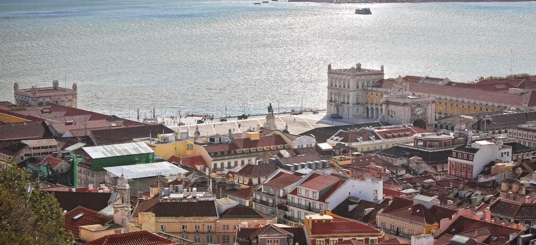 Lissabon aan de Taag