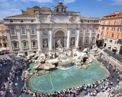 stedentrip Rome tips Trevi Fontein Rome