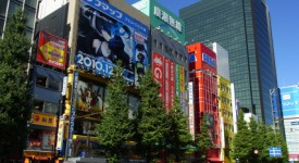 akihabara shopping electronics tokyo japan
