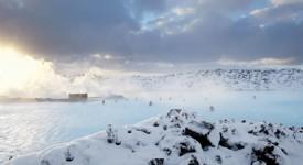 blue Lagoon IJsland winter reykjavik