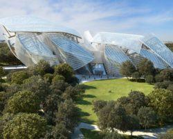 fondation Louis Vuitton Parijs