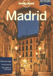 lonely planet madrid