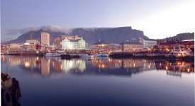 Victoria and Alfred Waterfront Kaapstad Zuid-Afrika