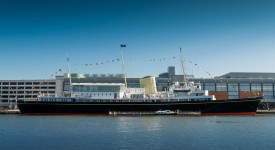 The Royal Yacht Britannia Edinburgh