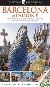 capitool reisgids barcelona en catalonië