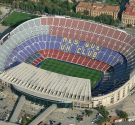 camp nou barcelona stadion