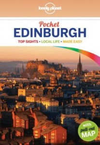pocket lonely planet Edinburgh Schotland