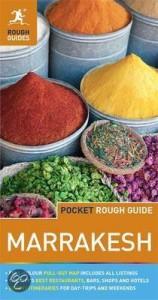 pocket roughguide Marrakech reisgids