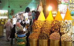 soek marrakesh marokko