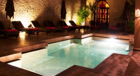 spa les bains de marrakech