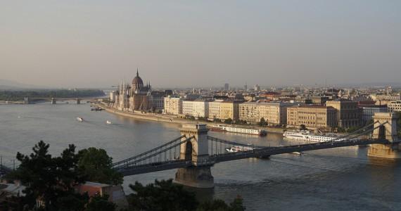 Boedapest aan de Donau
