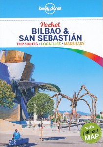 Pocket Lonely Planet Bilbao en San Sebastian