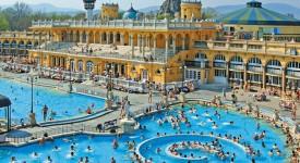 Szechenyi thermische baden