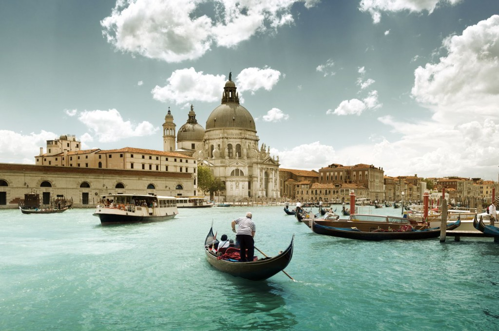 Venetië Italië foto: iakov / 123RF Stockfoto
