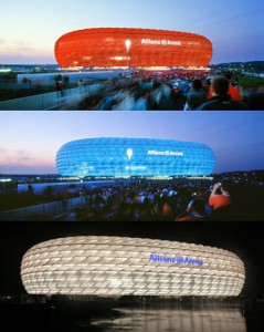 Allianz Arena combo