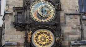 Astronomisch Uurwerk Oude Stad Praag