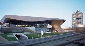 BMW Welt en BMW Museum