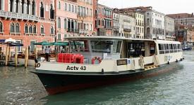 Venetië Vaporetto