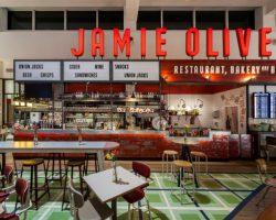 Jamie Oliver Londen Restaurant