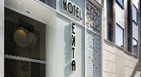hotel ekta entree Parijs