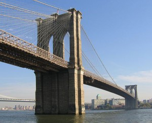 Brooklyn Bridge bezienswaaardigheden New York City