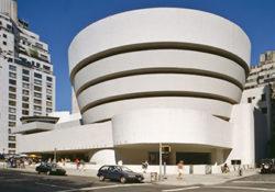 Bezoek het Guggenheim Museum New York