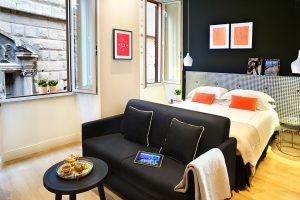 Nerva Boutique Hotels Kamer