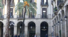 Roma Reial Hotel stedentrip Barcelona Tui