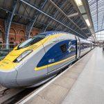 eurostar trein londen