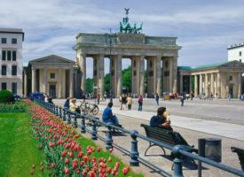 Stedentrip Europa Brandenburger Tor Bezienswaardigheden Berlijn
