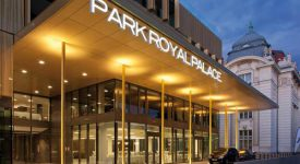 Park Royal Palace Kras Hotels Wenen