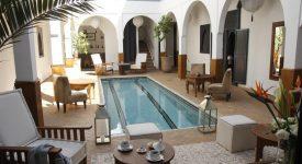 Riad Utopia suites spa booking