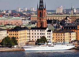 Malardrottningen Yacht Hotel Stockholm