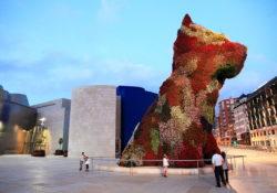 Puppy Jeff Koons Bilbao
