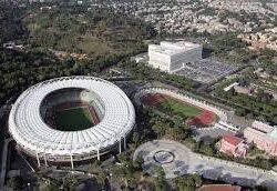Olympisch Stadion AS Roma Lazio Roma