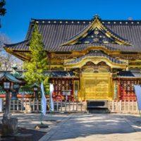 Toshogu Shrine Tokyo