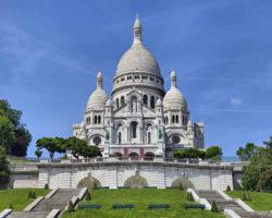 Sacré-Coeur Parijs