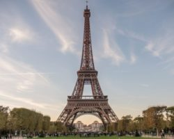 Eiffeltoren bezienswaardigheden Parijs kaart