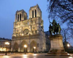 Notre Dame de Paris Parijs