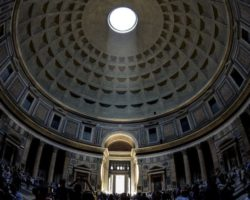 Pantheon bezienswaardigheden Rome
