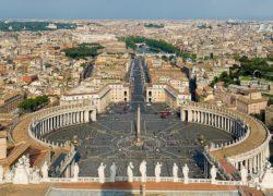Sint Pietersplein bezienswaardigheden Rome