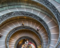 Vaticaanse Musea Rome
