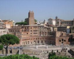 markten van Trajanus Rome