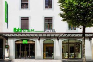 Ibis Styles Hotel Geneve Mont Blanc